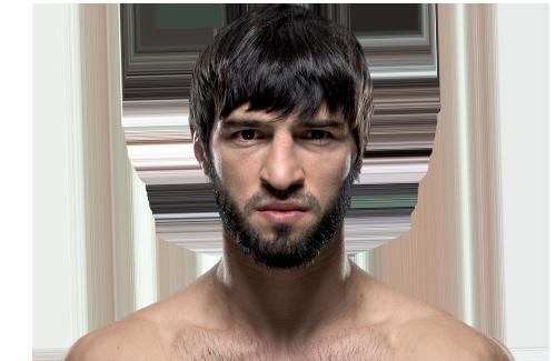 Zubaira Tukhugov (UFC)